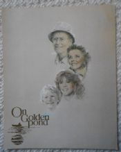 On Golden Pond, Ad/Flyer, Katharine Hepburn, Henry Fonda, '81